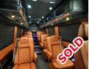 New 2016 Mercedes-Benz Sprinter Van Shuttle / Tour McSweeney Designs - Pelham, Alabama - $95,670