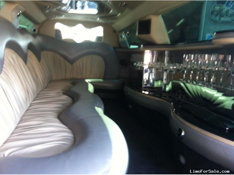 Used 2006 Chrysler 300 Sedan Stretch Limo Springfield - clio, Michigan - $22,000