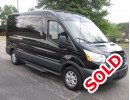 2016, Ford Transit, Van Shuttle / Tour, Royal Coach Builders