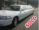 Used 2008 Lincoln Town Car Sedan Stretch Limo Tiffany Coachworks - Corona, California - $18,000