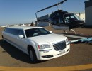 2012, Chrysler 300, Sedan Stretch Limo, Platinum Coach