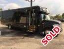 2014, International DuraStar, Mini Bus Shuttle / Tour, Starcraft Bus