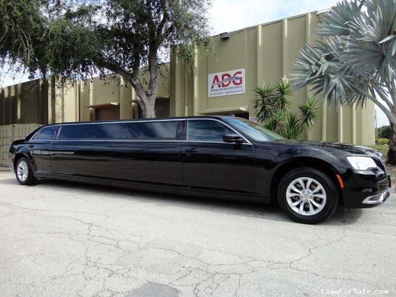 Used 2016 Chrysler 300 Sedan Stretch Limo Springfield - Delray Beach, Florida - $62,900