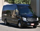 2014, Mercedes-Benz Sprinter, Van Limo, Tiffany Coachworks