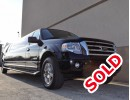 2008, Ford Expedition EL, SUV Stretch Limo, Executive Coach Builders