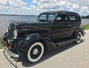 1936, Plymouth Deluxe, Antique Classic Limo