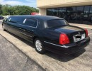 Used 2011 Lincoln Town Car L Sedan Stretch Limo OEM - Milwaukee, Wisconsin - $24,750