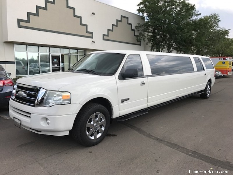 used 2008 ford expedition el suv stretch limo tiffany coachworks aurora colorado 23 999. Black Bedroom Furniture Sets. Home Design Ideas