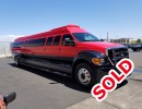 2015, Ford F-650, Truck Stretch Limo, Tiffany Coachworks