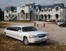 2007, Lincoln Town Car L, Sedan Stretch Limo, Executive Coach Builders