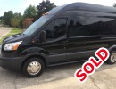 2016, Ford Transit, Van Shuttle / Tour