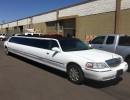 2007, Lincoln Town Car, Sedan Stretch Limo, Platinum Coach
