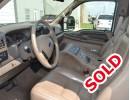 Used 2002 Ford F-250 SUV Stretch Limo  - TULSA, Oklahoma - $19,900