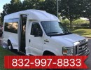 2011, Ford E-350, Van Shuttle / Tour, Turtle Top