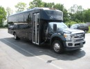 2013, Ford F-550, Mini Bus Shuttle / Tour, Glaval Bus