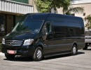 2014, Mercedes-Benz Sprinter, Van Limo, First Class Customs