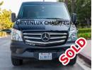 Used 2016 Mercedes-Benz Sprinter Van Shuttle / Tour  - Ontario, California - $45,900