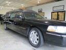 2007, Lincoln Town Car, Funeral Hearse, Superior Coaches