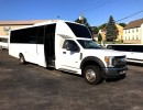 2017, Ford F-550, Mini Bus Shuttle / Tour, Grech Motors