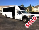 2017, Ford F-550, Mini Bus Shuttle / Tour, Grech Motors