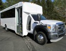 2011, Ford F-550, Mini Bus Shuttle / Tour, Glaval Bus