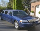 2008, Lincoln Town Car L, Sedan Stretch Limo, LCW