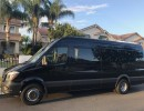 2017, Mercedes-Benz Sprinter, Van Limo, Classic Custom Coach