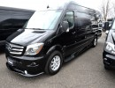 2017, Mercedes-Benz Sprinter, Van Limo, Midwest Automotive Designs