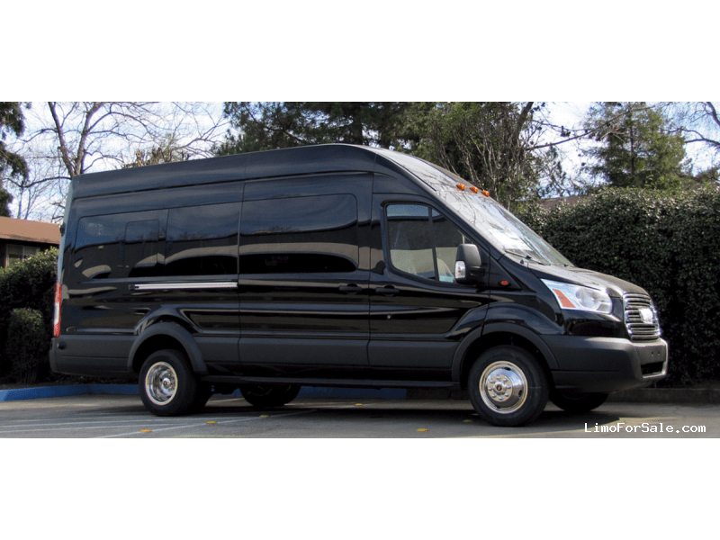 New 2016 Ford Van Shuttle / Tour Ford - Napa, California - $52,000