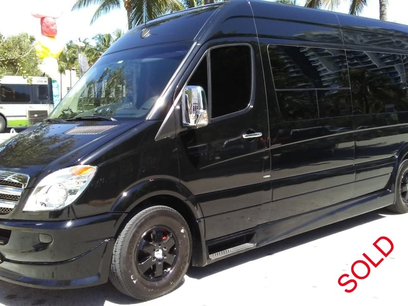 Used 2011 Mercedes-Benz Van Limo Krystal - Miami, Florida - $37,000