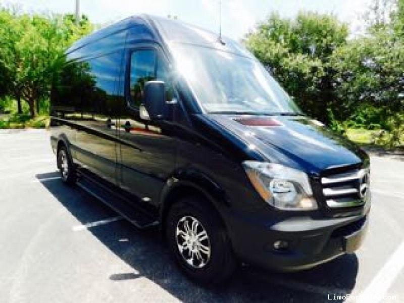 New 2017 Mercedes-Benz Van Limo , Florida - $118,500