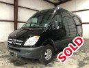 2012, Mercedes-Benz Sprinter, Van Shuttle / Tour
