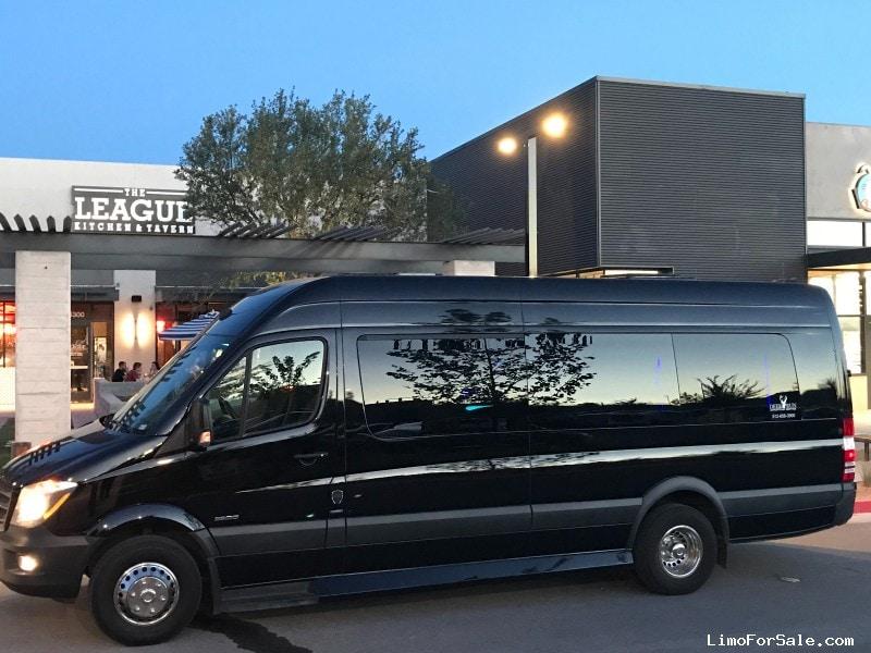 Used 2016 Mercedes-Benz Van Limo Battisti Customs - Dripping Springs, Texas - $83,500