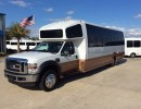 2010, Ford F-550, Mini Bus Shuttle / Tour, Turtle Top