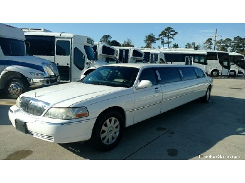 Used 2006 Lincoln Town Car Sedan Stretch Limo DaBryan - Slidell, Louisiana - $12,500