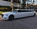 Used 2017 Chrysler Sedan Stretch Limo Classic Custom Coach - CORONA, California - $67,000