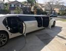 Used 2017 Chrysler Sedan Stretch Limo Classic Custom Coach - CORONA, California - $65,900