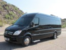 2013, Mercedes-Benz, Van Shuttle / Tour, Tiffany Coachworks
