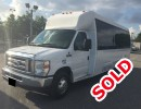 Used 2013 Ford E-450 Mini Bus Shuttle / Tour Federal - Riverside, California - $35,900