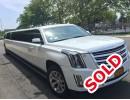 Used 2016 Cadillac Escalade SUV Stretch Limo Springfield - NY, New York    - $89,995