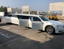 2013, Chrysler, Sedan Stretch Limo, Limos by Moonlight
