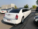 2012, Chrysler, Sedan Stretch Limo, Da Vinci Coachworks