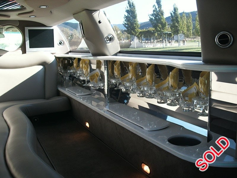 Used 2004 Lincoln Sedan Stretch Limo Tiffany Coachworks - Solvang, California - $4,500