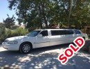 2004, Lincoln, Sedan Stretch Limo, Tiffany Coachworks