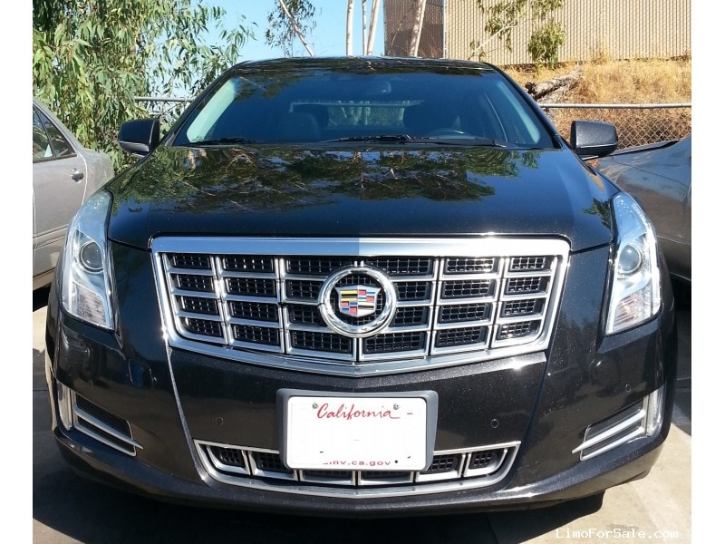 Used 2013 Cadillac Sedan Limo  - Escondido, California - $14,995