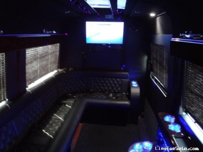 Used 2014 Mercedes-Benz Van Limo Battisti Customs - MILAN, Michigan - $57,900