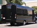 Used 2016 Ford F-550 Mini Bus Shuttle / Tour Tiffany Coachworks - Fontana, California - $84,900