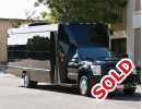 Used 2016 Ford F-550 Mini Bus Shuttle / Tour Tiffany Coachworks - Fontana, California - $84,900