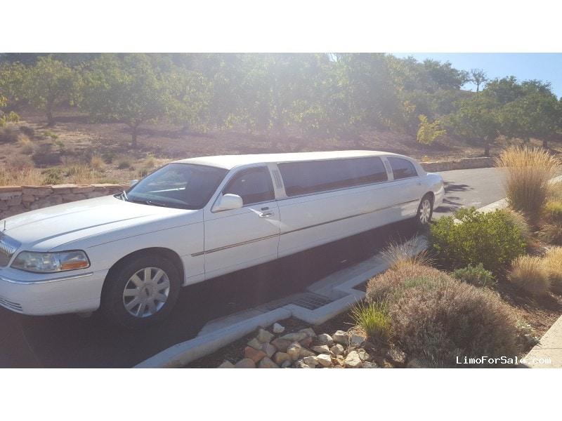 Used 2005 Lincoln Sedan Stretch Limo Ford - Paso Robles, California - $32,000