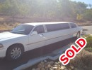 2005, Lincoln, Sedan Stretch Limo, Ford